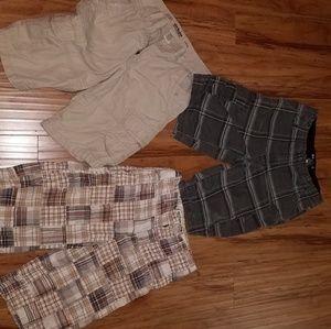 Other - Boys cargo shorts bundle size 18